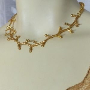 KENNETH Jay LANE Branch Necklace